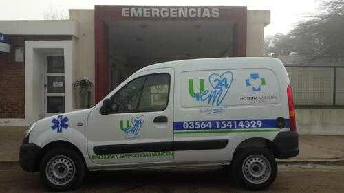 Nuevo vehículo para UEM24