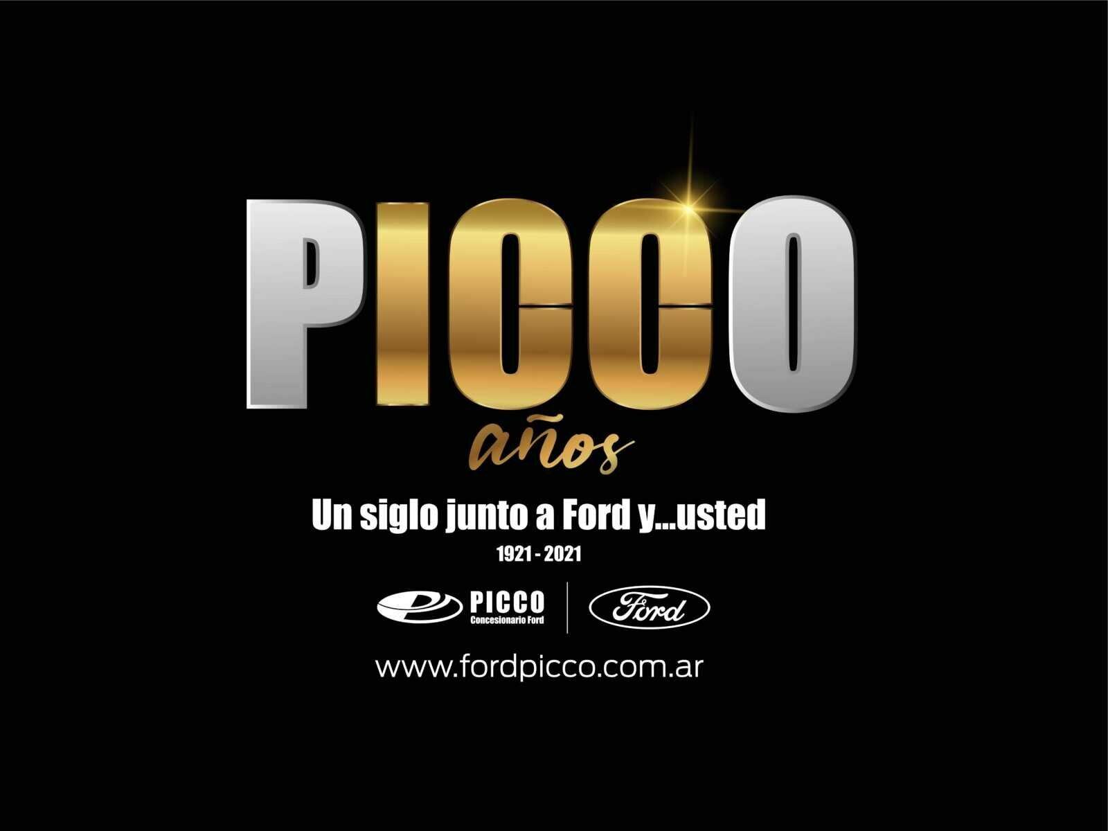 Ford Picco 100 años